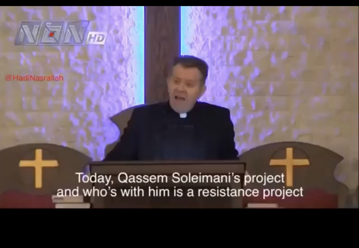 General Qassem Soleiman saved Christian lives in Syria and Iraq. - Observers Times